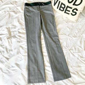 Gray Express dress pants